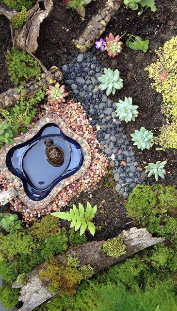 Melanie's Miniature Garden