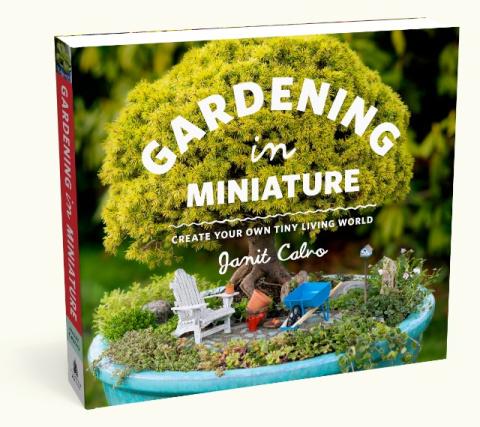 Gardening in Miniature book