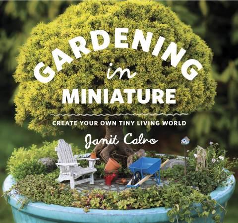 Miniature Garden Book