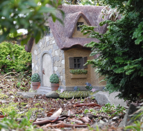 Plow and Hearth Fairy House