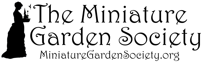 The Miniature Garden Society - it's where craft and garden meet!