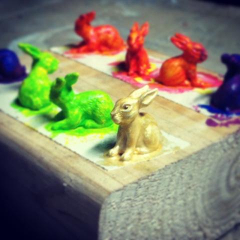 Mini Garden Easter