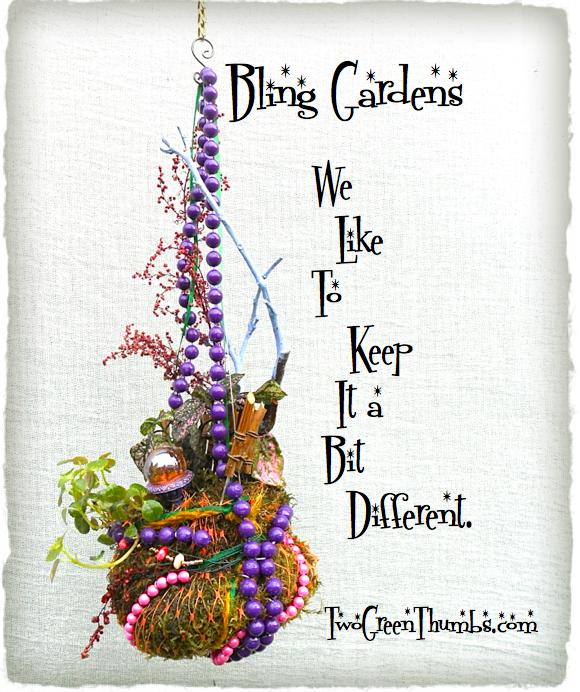 Bling Garden Ad