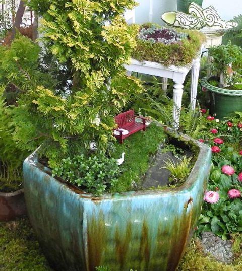 Miniature Gardening at the Northwest Flower and Garden Show