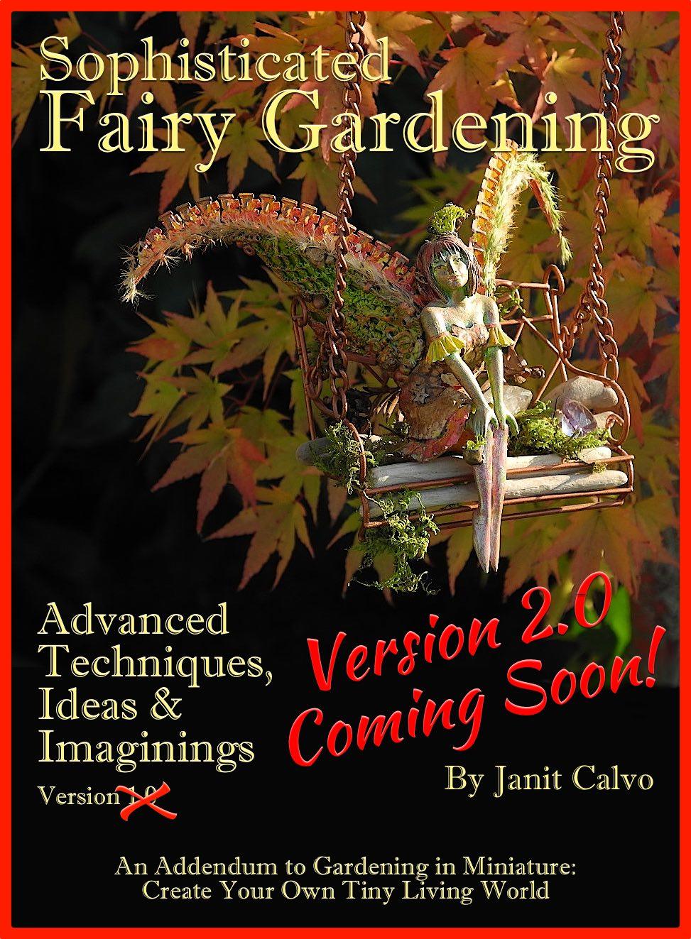Fairy Garden Cover Ad-Coming Soon 2018