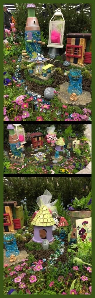 A Fairy Garden at the Northwest Flower and Garden Show