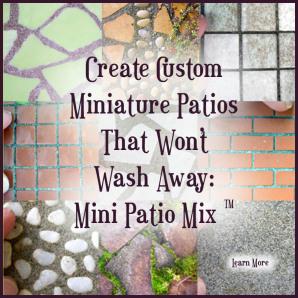 wo Green Thumbs' Mini Patio Mix Kit Ad