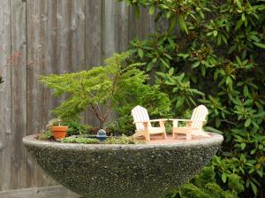 Miniature Garden Tutorial: Understanding Scale