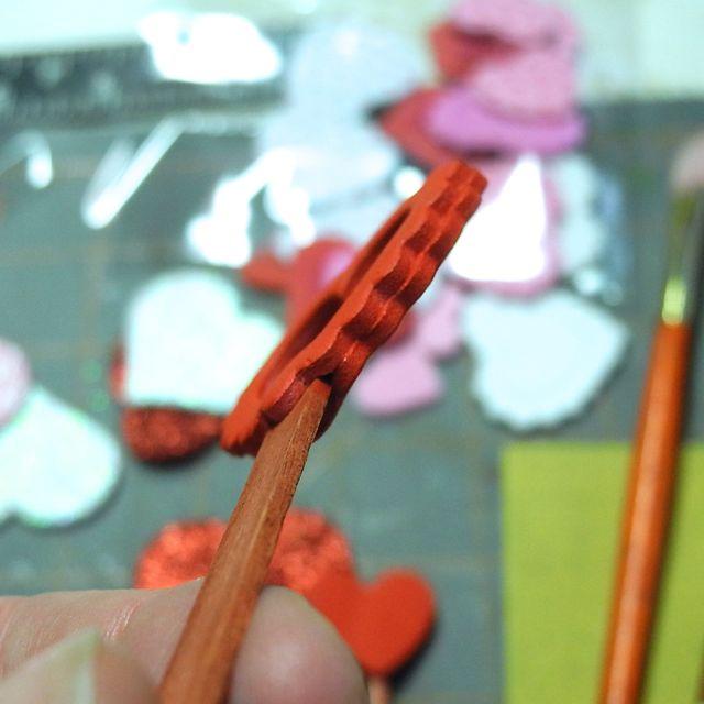 Easy Miniature Garden Valentine's Day Decorations