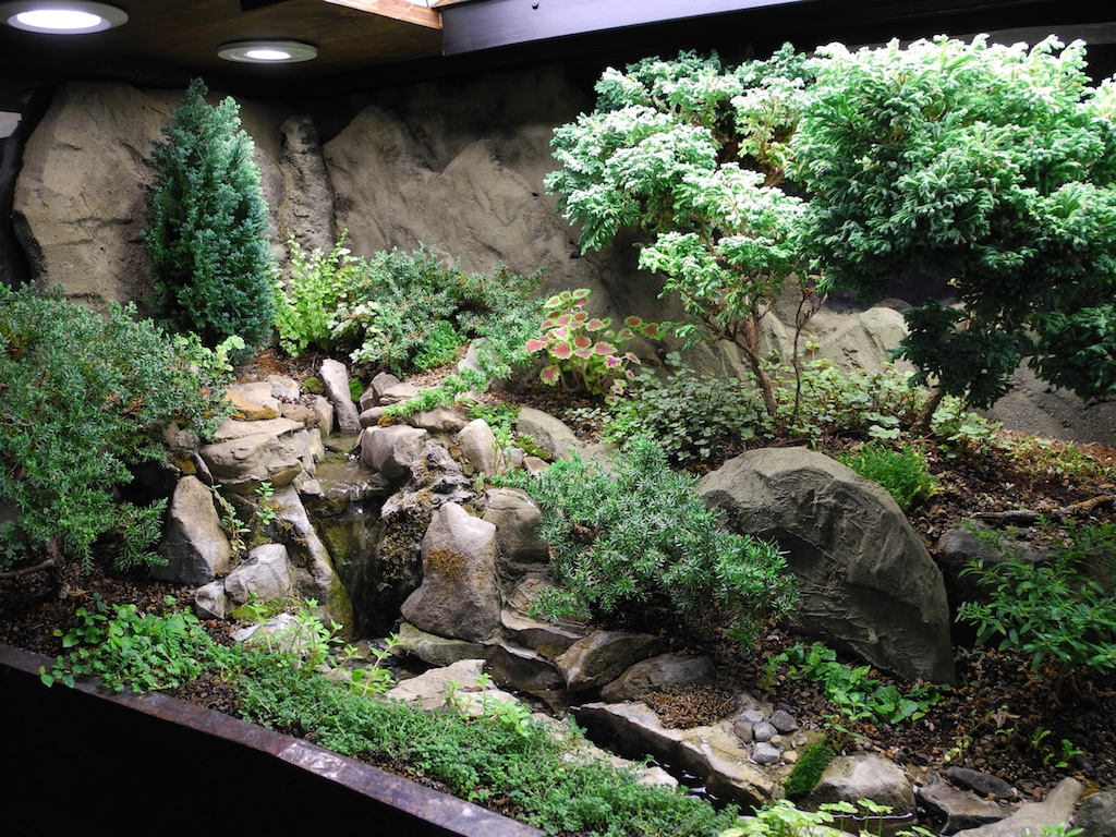 Miniature Gardening at the Philly Show with Janit Calvo