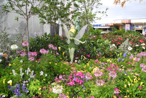 Tinkerbell's Miniature Fairy Garden Houses